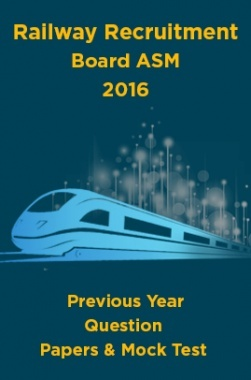 Railway Recruitment Board ASM 2016 Previous Year Question Papers And Mock Test