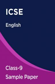 ICSE English Sample Paper For Class-9