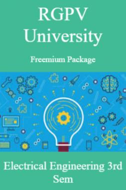 RGPV Freemium Package Electrical Engineering VII SEM