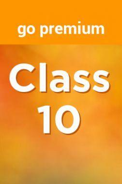 Class 10 Go Premium