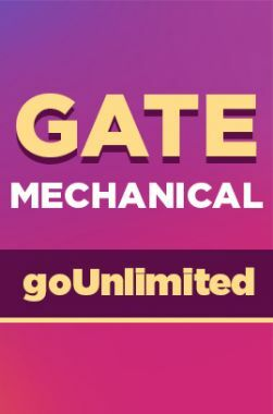 GATE Mechanical Engineering Go Premium