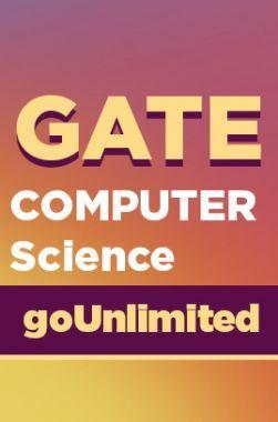GATE Computer Science Engineering Go Premium