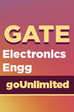 GATE Electronics Engineering Go Premium