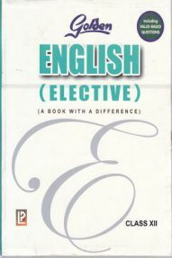 Golden English Elective Class 12th