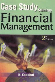 Case Study Solutions Financial Management