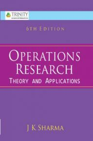 Operations Research: Theory And Applications (6/e)