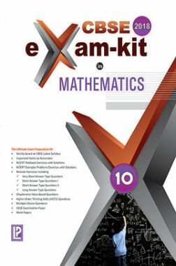 CBSE Exam Kit In Mathematics Class 10 For 2018 Exam