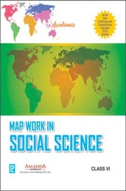 Academic Map Work in Social Science Class 6th