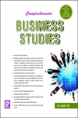Comprehensive Business Studies Class-XII