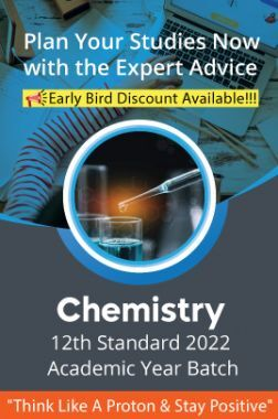 12th CBSE and ISC Syllabus Chemistry 2022 Academic Year Batch