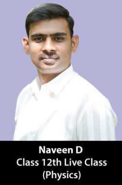Crash Course For Class 12th Physics Under The Expert of Mr. Naveen D