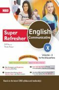 MBD Super Refresher English Communicative Class-X  Vol-IV CBSE