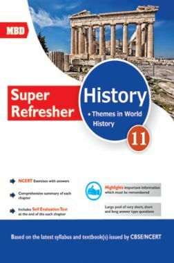 MBD Super Refresher History For Class-XI