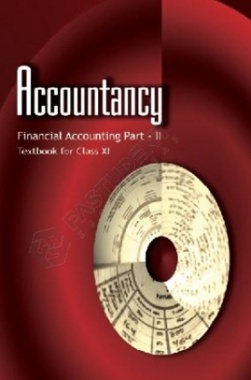 NCERT Accountancy Financial Accounting Part II Textbook for Class XI
