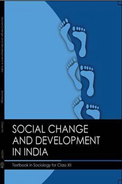 NCERT Social Change and Development in India Textbook for Class XII