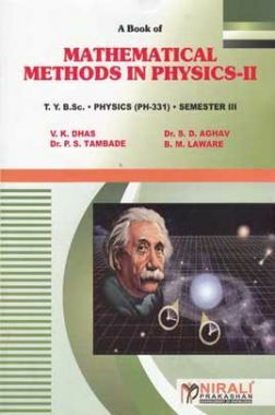 A Book Of Mathematical Methods In Physics-II