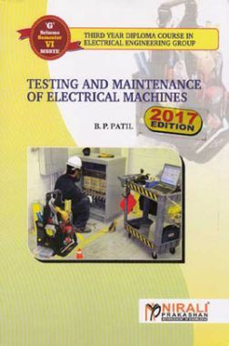 Testing And Maintenance Of Electrical Machines