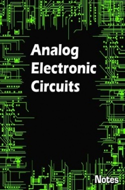 download analog electronic circuits notes ebook by pdf online