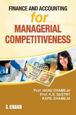 Finance And Accounting For Managerial Competitiveness
