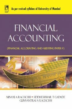 Financial Accounting (University Of Mumbai)