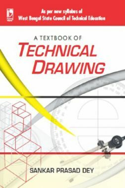 A Textbook Of Technical Drawing (WBSCTE)