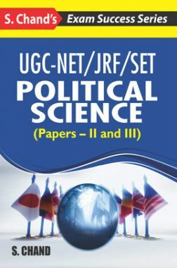 UGC-NET / JRF / SET Political Science (Papers - II & III)