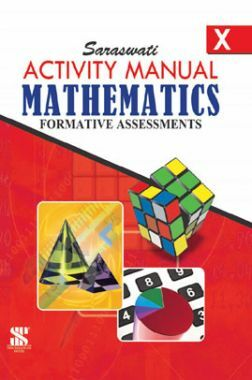 Mathematics Activity Manuals with Notebook For Class X