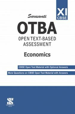 OTBA (Open Text Based Assessment) Economics For Class-XI (CBSE)