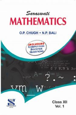 Mathematics Volume-I For Class-XII