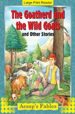 The Goatherd And The Wild Goats