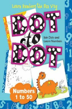 Dot To Dot Numbers 1 To 50