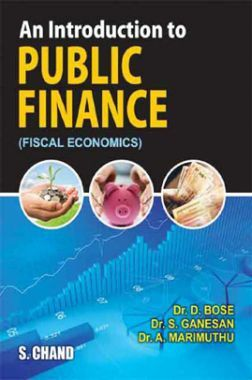An Introduction To Public Finance (Fiscal Economics)