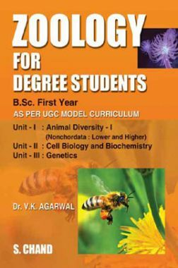 Zoology For Degree Students