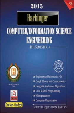 Harbingers Solved Question Papers Computer And Information Science Engineering 4th Semester VTU 2015