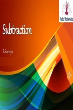 Subtraction ( Vedic Mathematics)