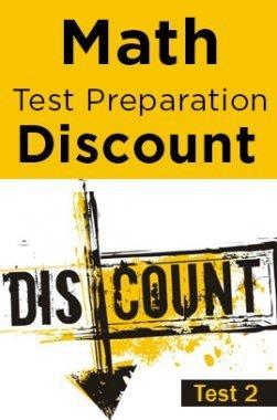 Math Test Preparation Problems on Discount Part 2