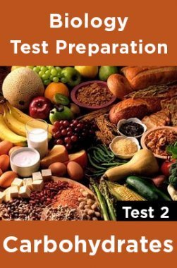 Biology Test Preparations On Carbohydrates Part 2