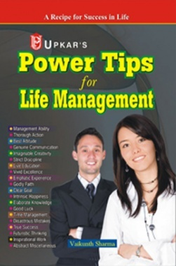 Power Tips for Life Management