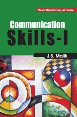 Communication Skills-I By Jagmender Singh Malik