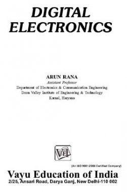 Digital Electronics By Arun Rana
