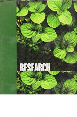 Research Methodology in Plant Sciences