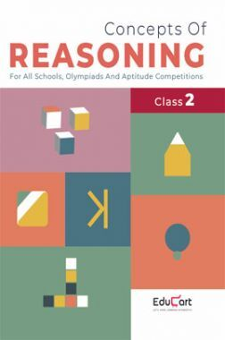Educart Concepts Of Reasoning For Class - II (All Olympiads And School Competitions)
