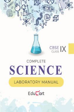 Educart CBSE Complete Science Laboratory Manual For Class - IX
