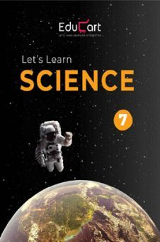 Educart CBSE Let's Learn Science Textbook For Class - VII