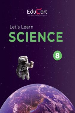 Educart CBSE Let's Learn Science Textbook For Class - VIII