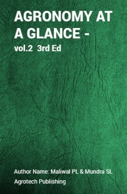 Agronomy at A Glance 3rd Ed. Vol-2 : Objective Fundamentals