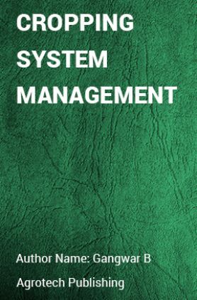 Cropping System Management