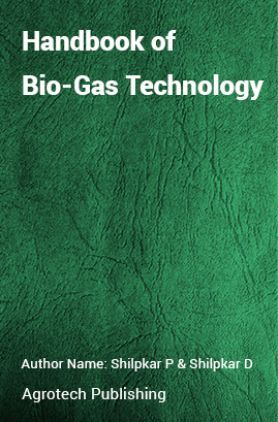 Handbook of Biogas Technology