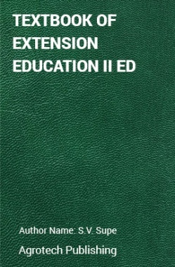 Textbook of Extension Education 2 Ed.