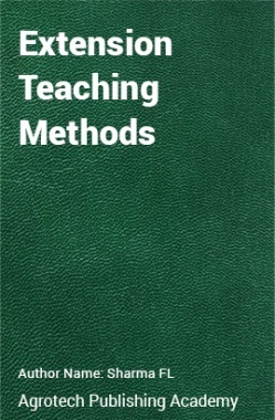 Extension Teaching Methods